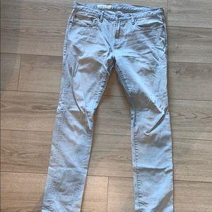 Gap Jeans Skinny Light Wash Jeans 34x32